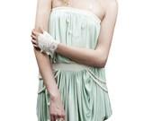 Women's Gumdrop statement Mini Dress with Braided Details