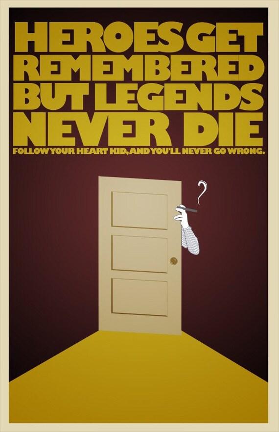 Heroes and Legends- Sandlot Print