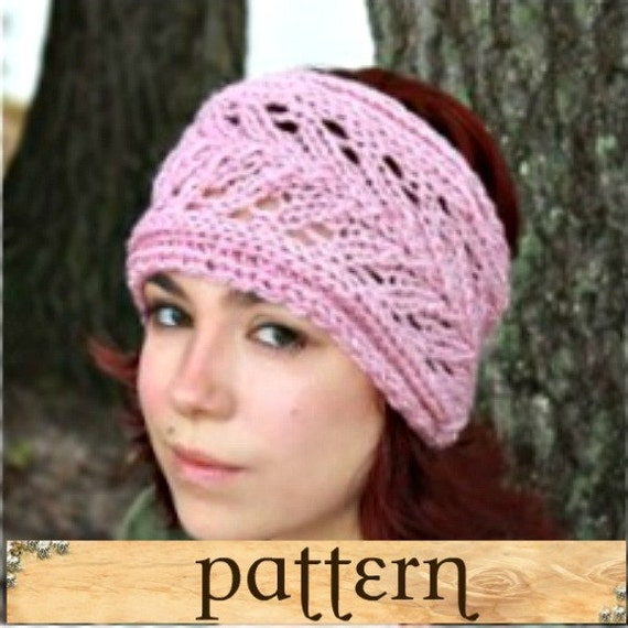 Knitted Head Scarf Pattern : Unavailable Listing on Etsy