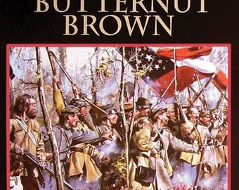 For Sale by Author - Cadet Gray and Butternut Brown