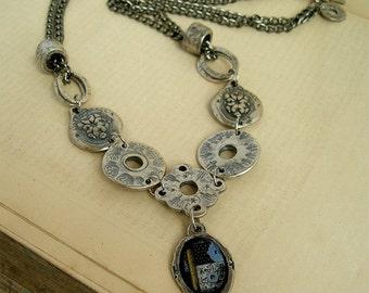 Midnight Sanctuary - Necklace