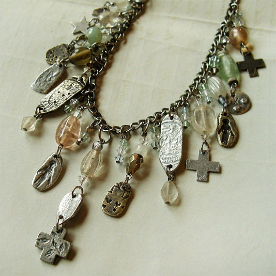 Echoes of Light II - Necklace