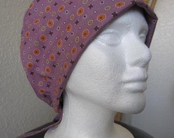 Lofty Delight - Tie-back Surgical Scrub Hat