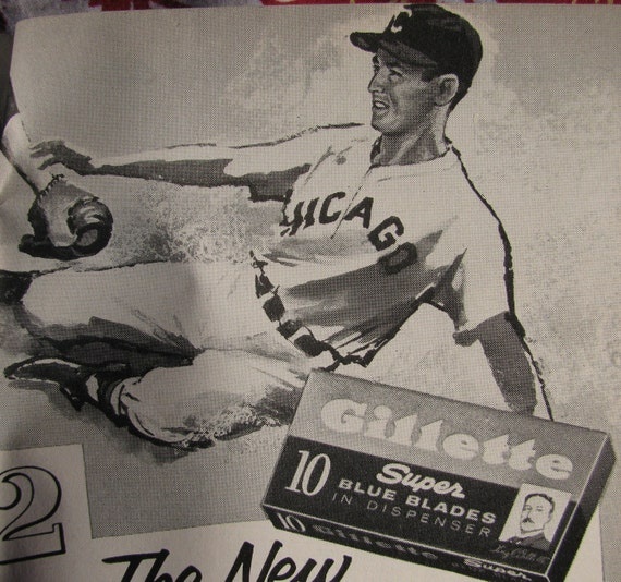 Vintage 1960's Baseball Official Guide 1960 Baseballs Guide n Record Book National n American League Los Angeles Dodgers Larry Sherry