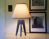 The Springs lamp for the modernist or folk art lover in your life