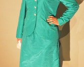 Women's Suit  Retro Dinner Suit 1940s inspired made to order