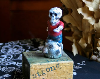 Day of the Dead Soccer player