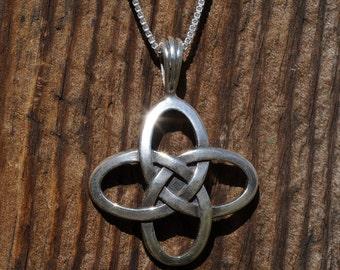 Celtic Cross of  Love Pendant