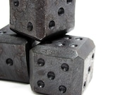 RESERVED for buyetsy / Blacksmith's Dice  (1 die)