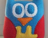 Autism Awareness Owl - Owl for a Cause - Small Plush Owl