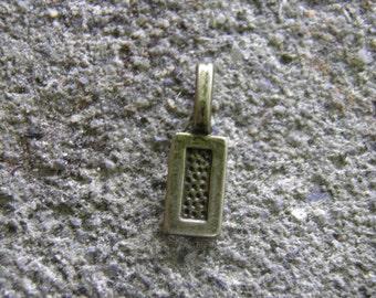 10 Bronze Bails, Glue on Bails, Pendant Bails, Aanraku Bails, Steampunk Jewelry Bails, Scrabble Tile Bails, Domino Glass Bottle Cap 21mm USA
