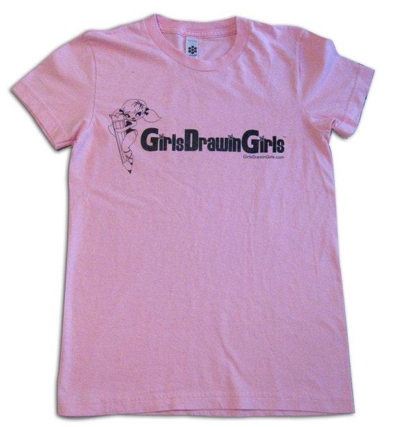 Women's Pink GDG Shirt