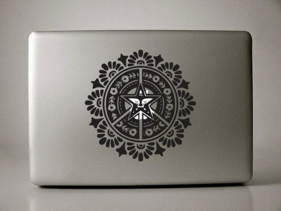 """Obey me - Macbook Pro Retina AIr Decal available for laptops in (11"""" 13"""" 15"""" 17"""")"""
