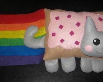 """Nyan Cat plush (22"""")"""