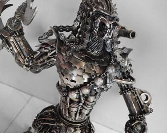 Steampunk Metal Bloodlust Hunter (Medium item)