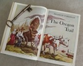 The Oregon Trail by F. Parkman Illustrated by Thomas Hart Benton 1946