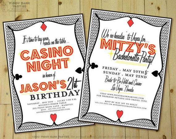 Diy casino party invitations kings casino tschechien adresse whatever your reason to party is party city offers supplies for every season theme and occasion at a price you can afford stopboris Choice Image