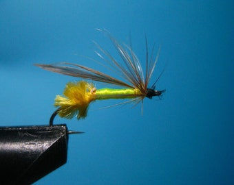 Trout fly Timber Wolf also great for Bluegill