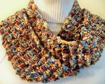 sale BEAUTIFUL Knit HOLIDAY Ribbon SCARF