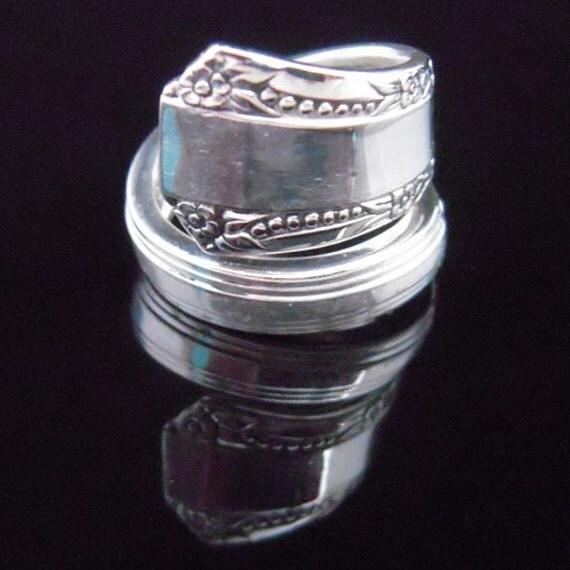 Silver Spoon Ring - Del Mar