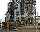 12x18 - Babe Ruth's Dream - Fine Art Print - Baltimore