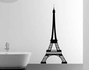 Eiffel Tower - Vinyl Wall Decal