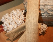 Burlap Chandelier Chain Cord Cover - Off White or Natural - VELCRO (3ft,6ft,9ft) LoLo's Dreams