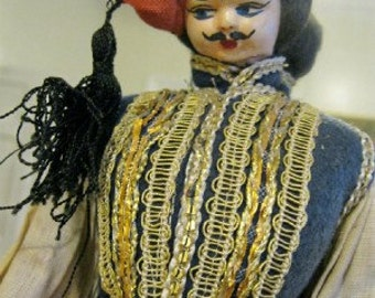 Greek soldier Evzones ceremonial doll