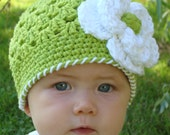 Beanie hat for girl (Any sizes)
