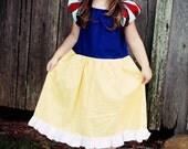 Snow White Dress - Princess Snow White Dress - Princess Dress - Disney Dress - Disney Vacation Dress