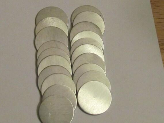 Metal Stamping Blanks Aluminum
