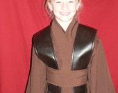 Jedi Tunic, Anakin, Child Size, Custom Made To Order