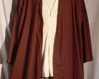 Jedi Robe, Cosplay, Star Wars Costume, Custom Made to Order