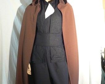 Luke Skywalker, Star Wars, Cosplay, Return of the Jedi Costume, Custom Costume
