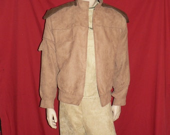 Battlestar Galactica Costume Original Series, 1978, Jacket, Tunic, Pants, and Cloak, Cosplay