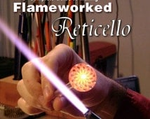 Complete Guide to Making Flameworked Reticello by Bashi Alé (eBook)