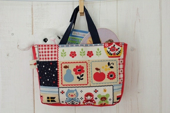 no 70 The Haylie Doll Bag PDF Pattern