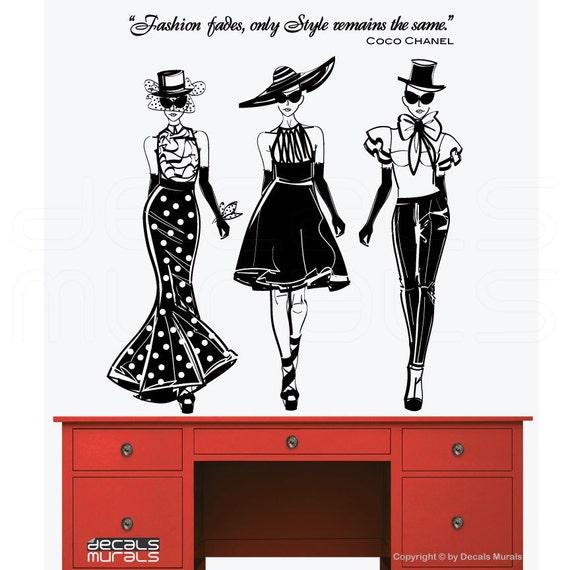 Amazoncom Chanel QuoteClassy and Fabulous Book Set