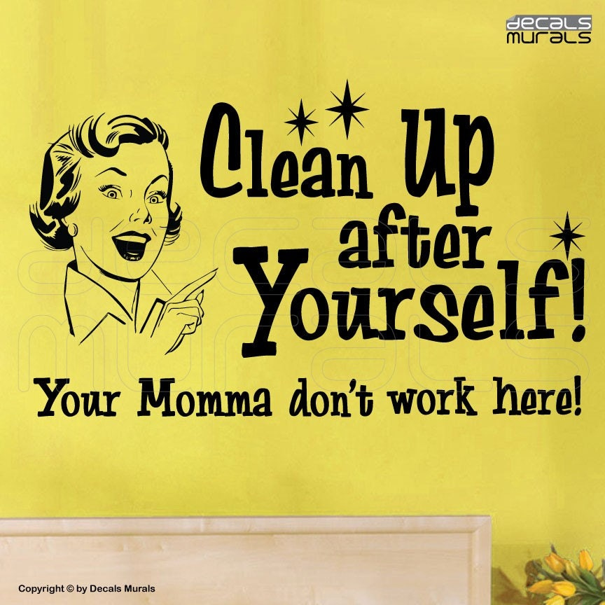 Funny Quotes About Cleaning Your Room