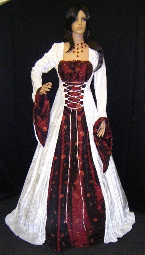 reserved listing - custom made dress
