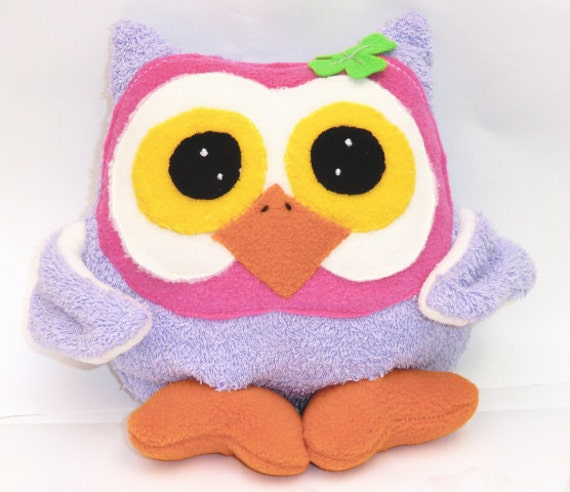 """Instant Digital Download-Pattern PDF DIY""""MIster  OWL  """" sewing  free shipping"""