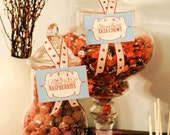 Christmas Party PRINTABLE Food Labels by Love The Day