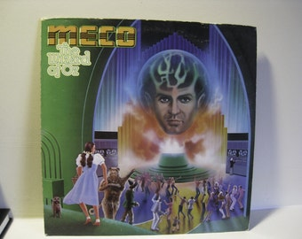"Vinyl Record Album, Meco ""The Wizard of Oz"" (1978) Vintage  Vinyl"