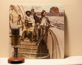 """The Byrds Vinyl Record Album """"Untitled"""" (Original 1970 CBS Gatefold 2LP set w/ """"Eight Miles High"""", """"So You Want to be a Rock and Roll Star"""""""
