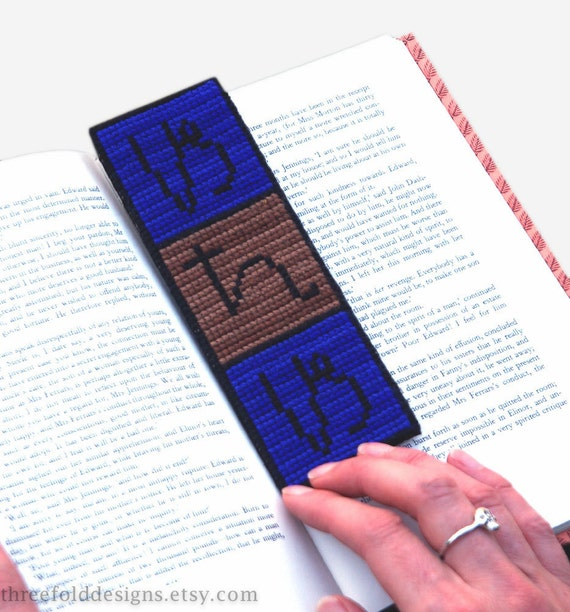 Capricorn Cross Stitch Kit Astrology Zodiac Bookmark