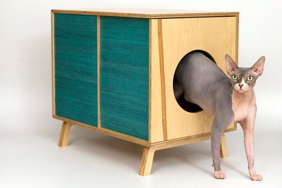 CLEARANCE 20% OFF Mid Century Modern Cat Furniture