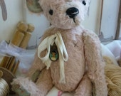 Tatty Ted Pattern from Luvly Bears - cost is for Pattern only or I can make Tatty Ted for you.
