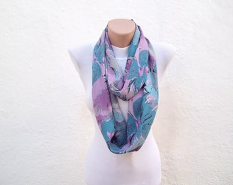 Circle scarf,infinity scarf,Loop scarf,Neckwarmer,Necklace scarf,Fabric scarf