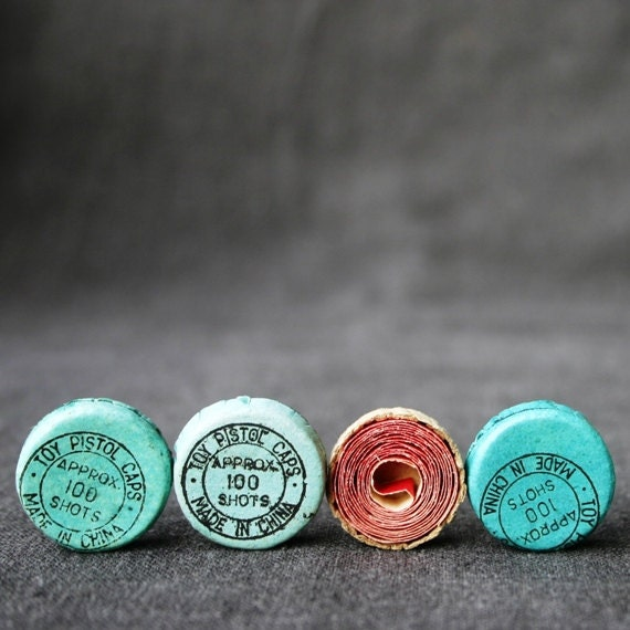Toys For Caps : Toy pistol vintage shot roll caps boys stocking stuffers