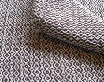 Chocolate, Cotton Baby Blanket
